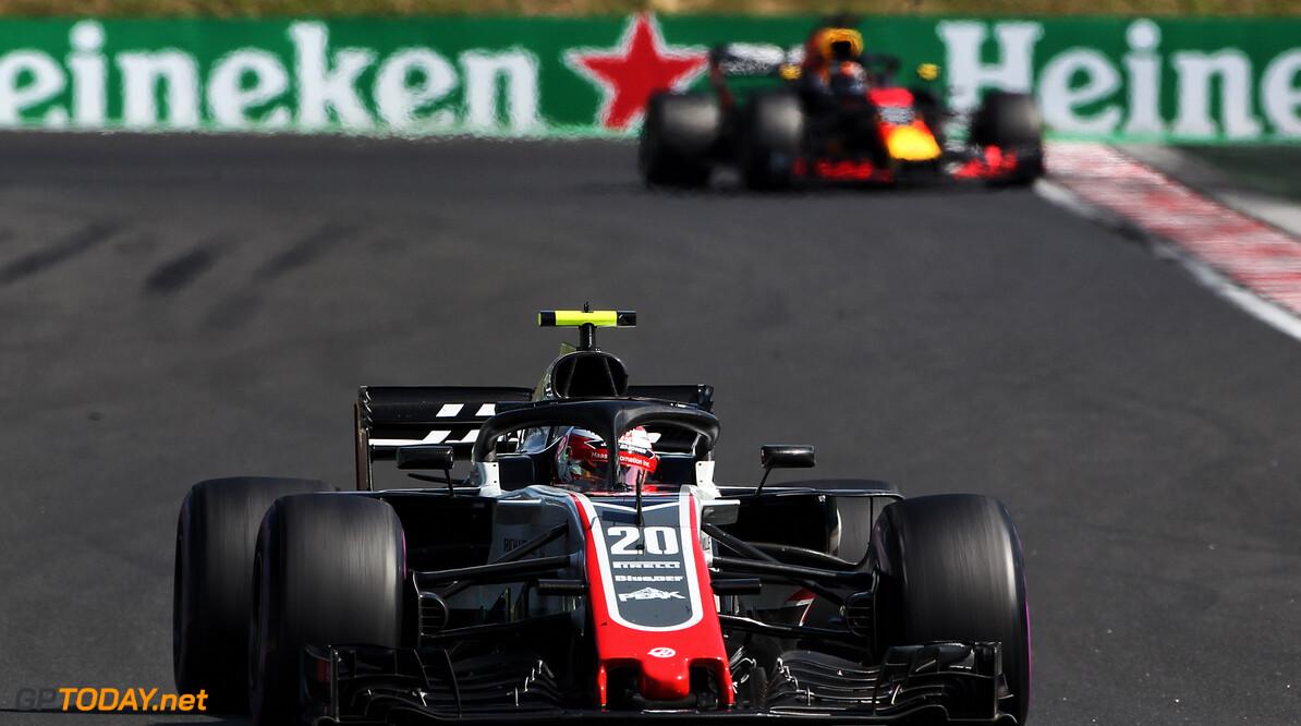 """Magnussen: """"Vooruitgang van Haas is vrij indrukwekkend"""""""