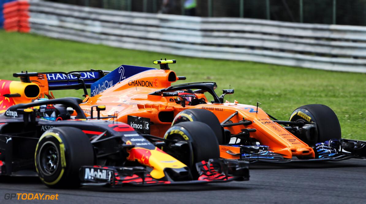 McLaren kijkt voor 2019 naar Red Bull Racing-concept