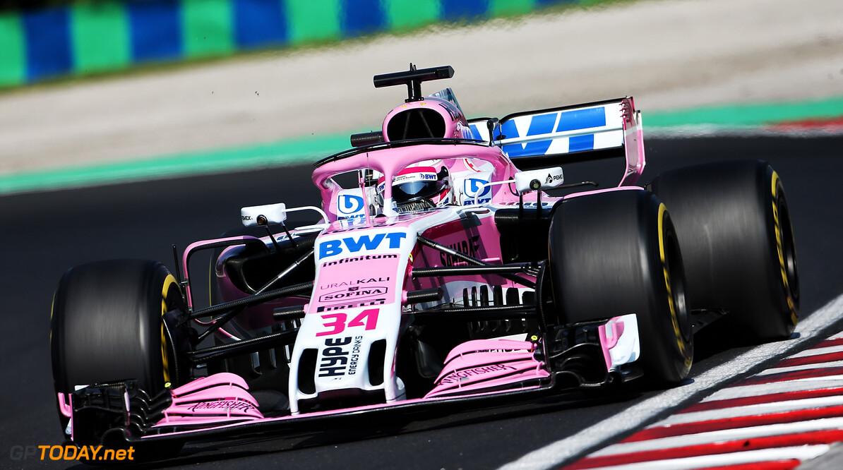 Latifi krijgt drie vrijdagtrainingen bij Racing Point Force India