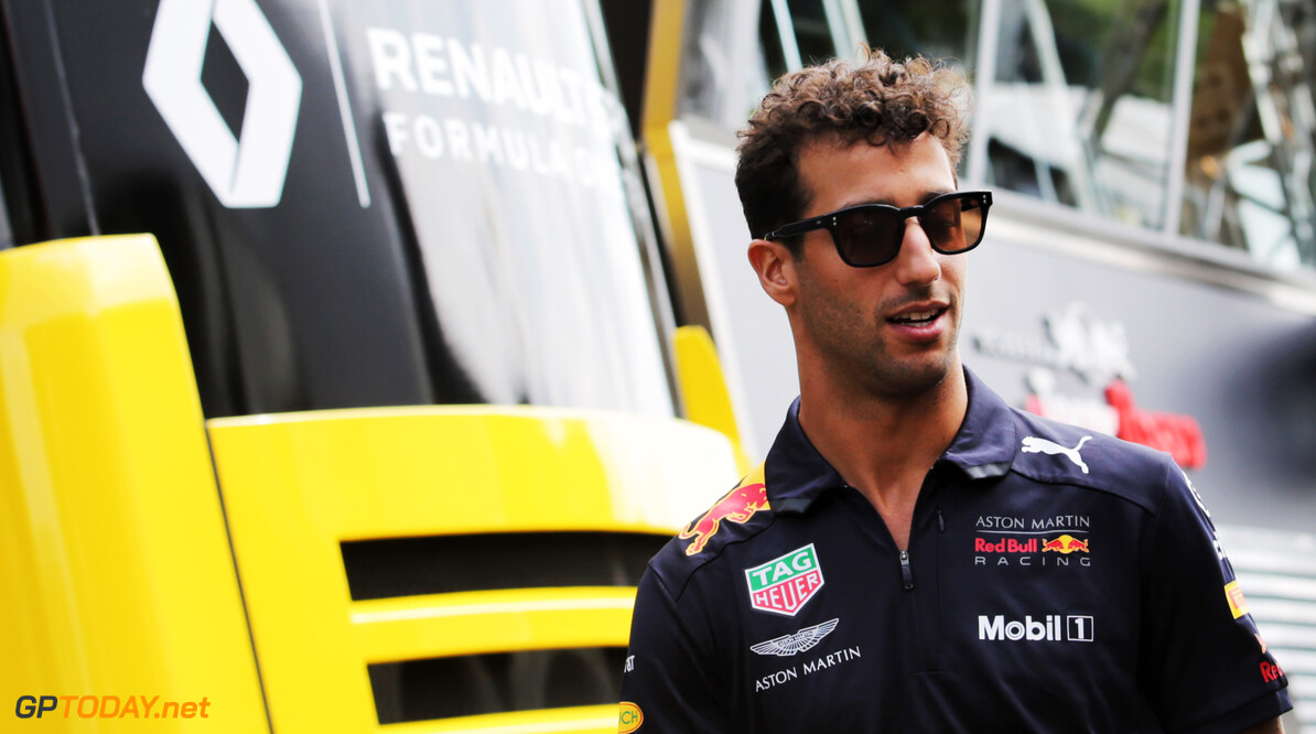 Perez: Ricciardo will have tough time against Hulkenberg
