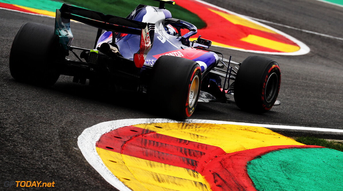 Toro Rosso to receive grid penalties for Russian GP