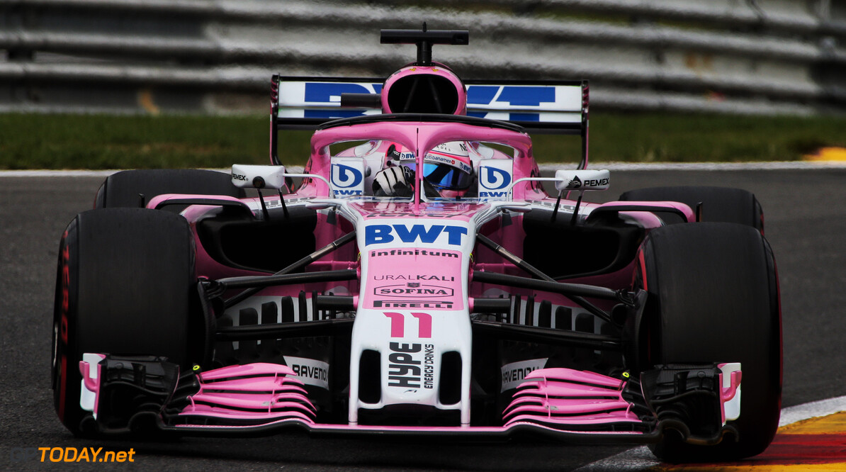 """Perez expects to fight for a """"good amount"""" of points"""