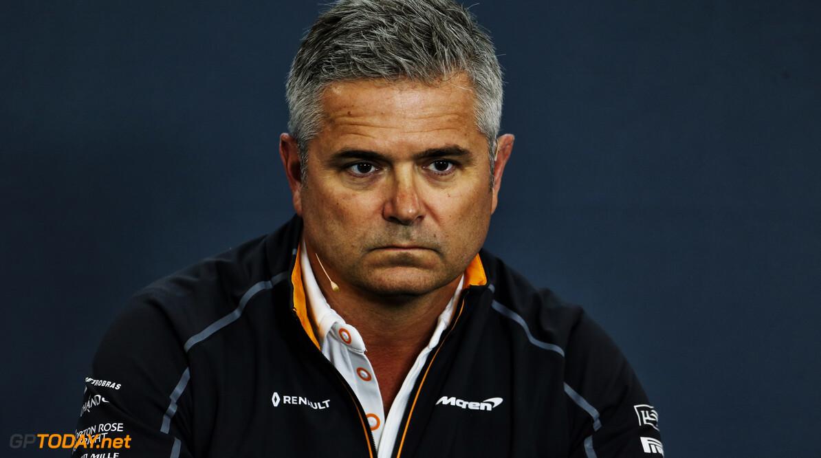 Gil de Ferran en McLaren Racing zijn uit elkaar