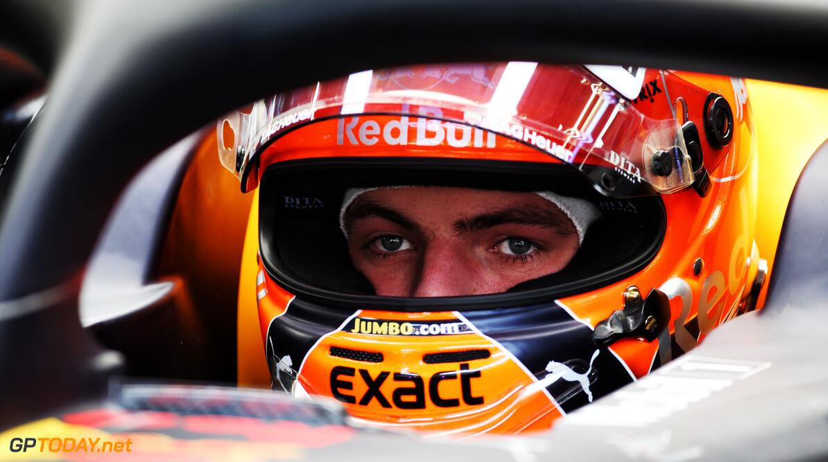 Speciale helm voor Max Verstappen in Spa-Francorchamps