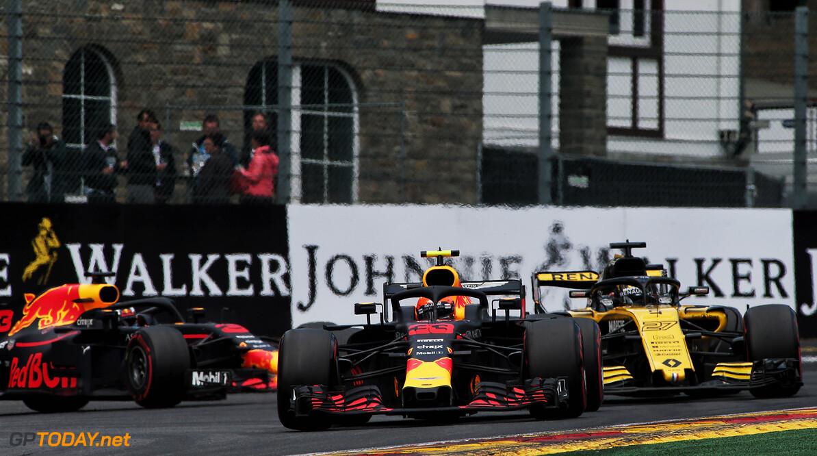 "Hulkenberg: ""Snap niet waarom Verstappen Renault zo afvalt"""