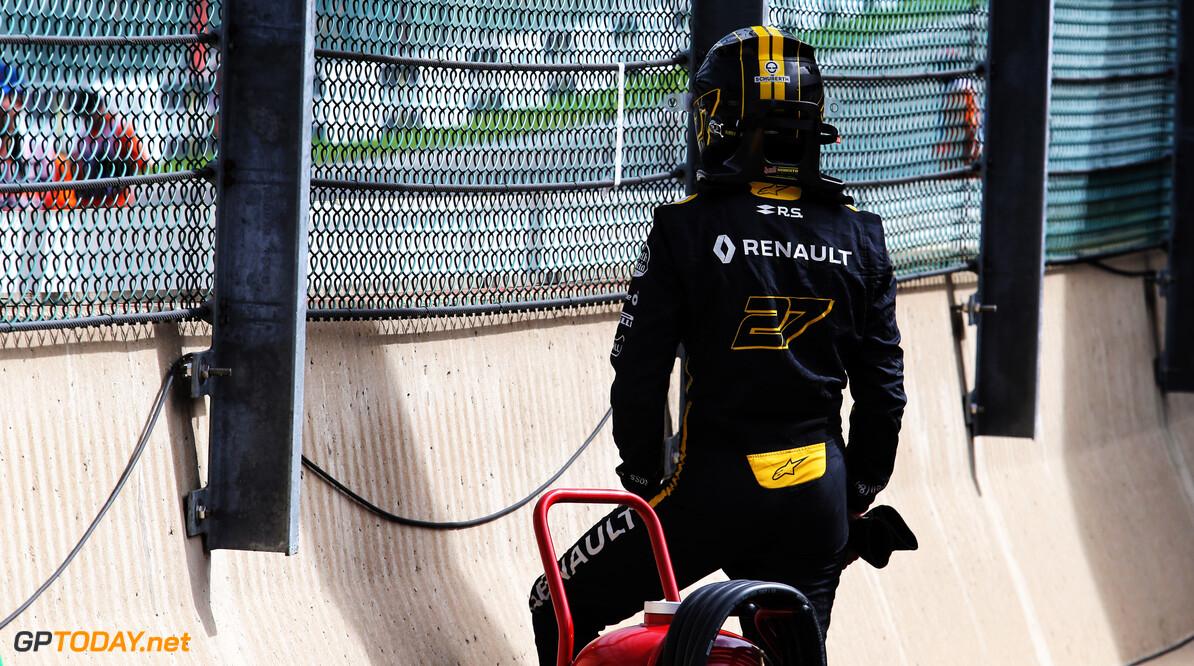Ricciardo laat zich niet gek maken door 'track record' van Hulkenberg