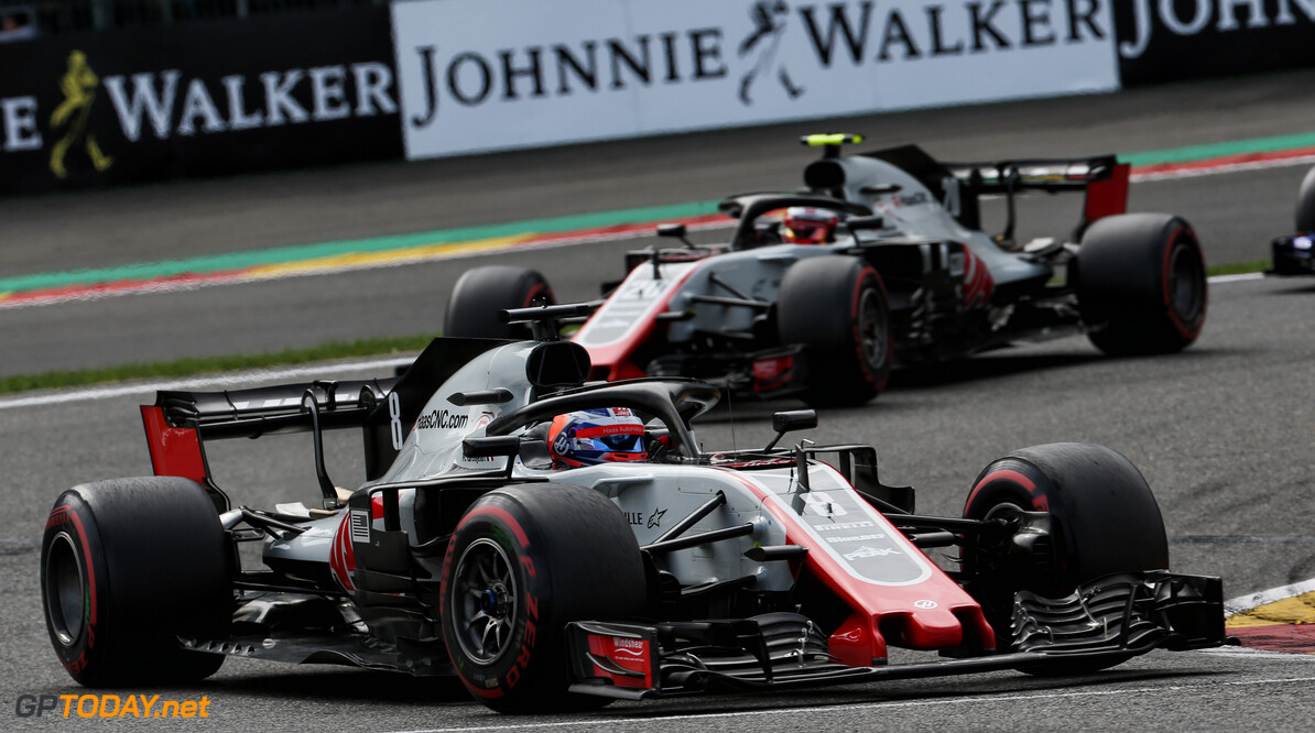 Haas: It feels like we're competing in Formula 1.5