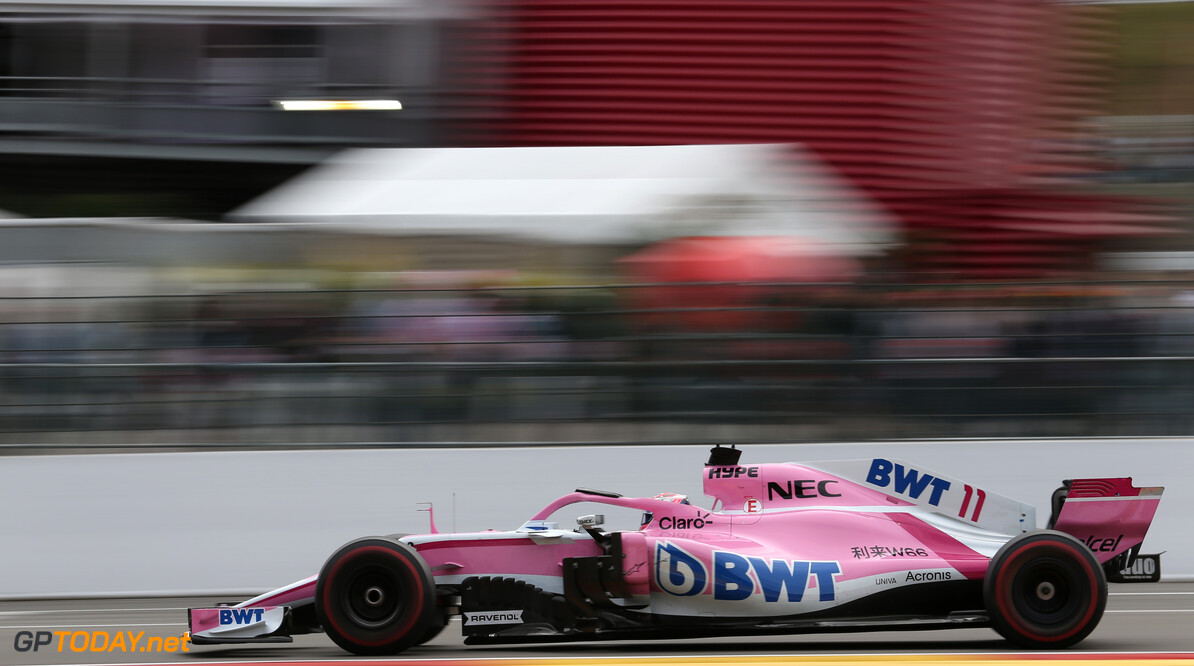 Force India planning new name for 2019 season