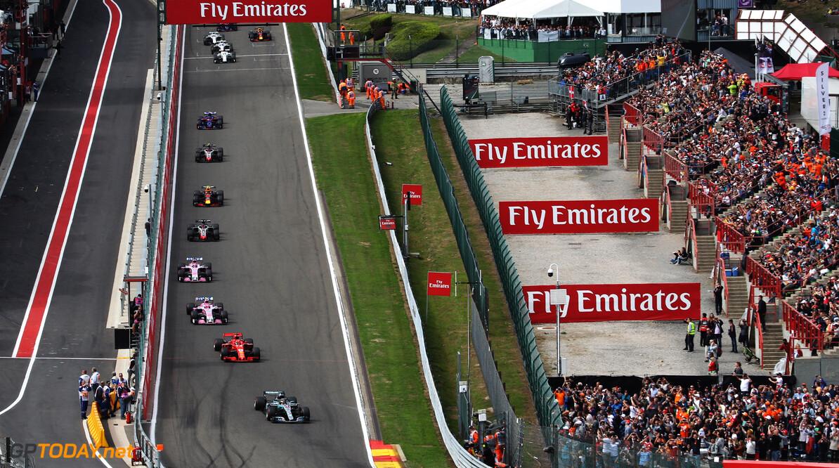 Spa kan gaan voor verlaging van fee voor Formule 1 door komst Zandvoort