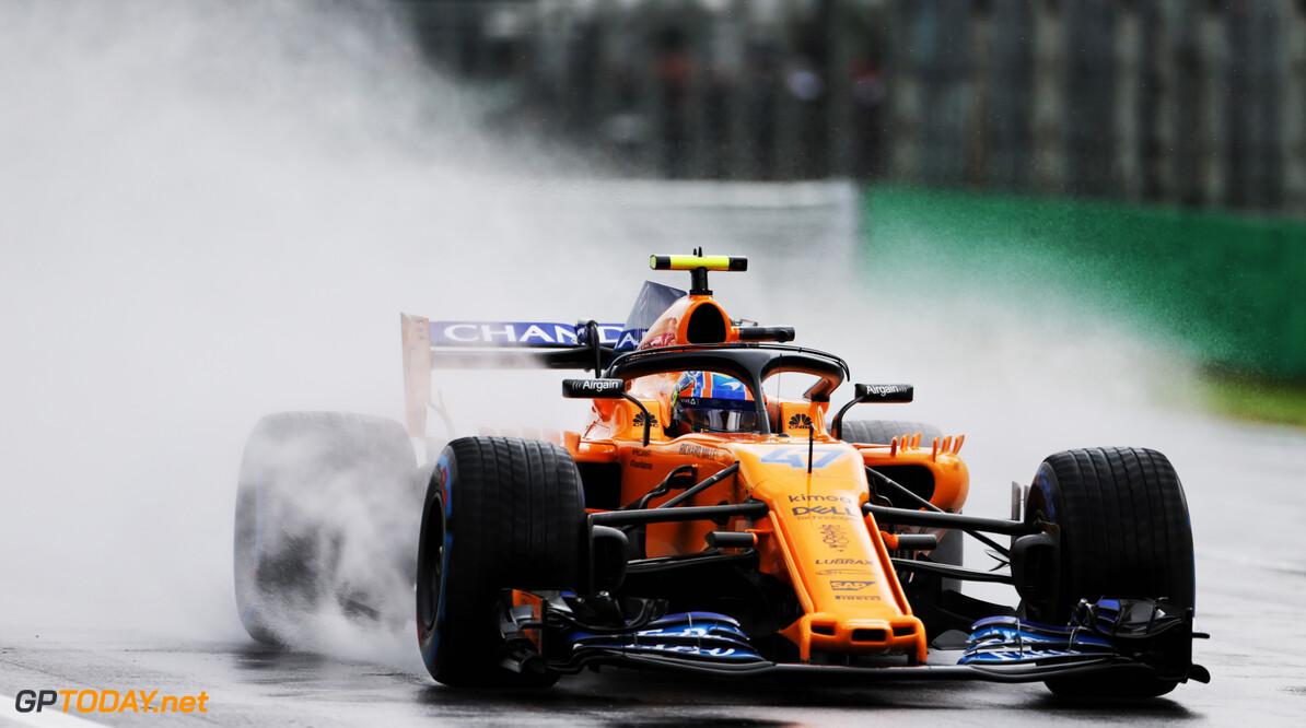 Norris wants McLaren rerun after interrupted Monza session