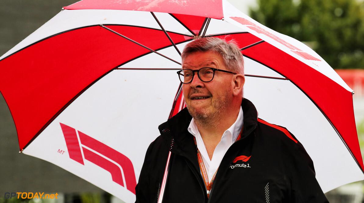 """F1-baas Ross Brawn: """"Geen F1 race als teams niet het land in mogen"""""""