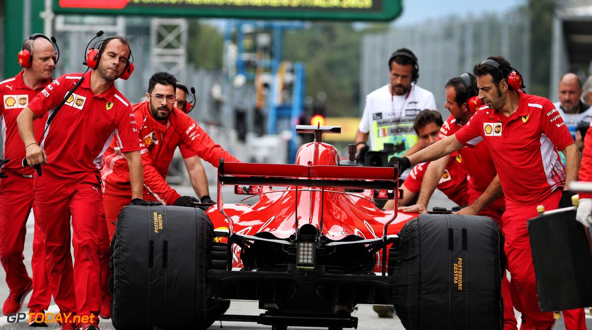 FP2: Vettel fastest despite spin, Ericsson crashes hard