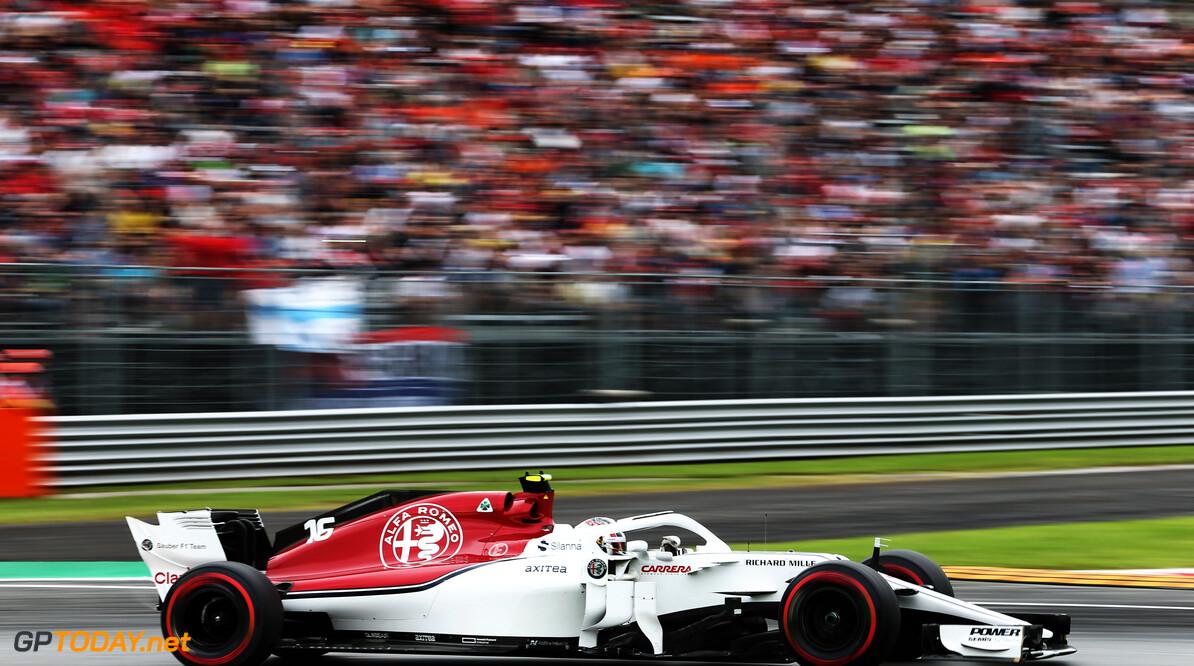 Sauber gaat voor Q3 in de resterende races