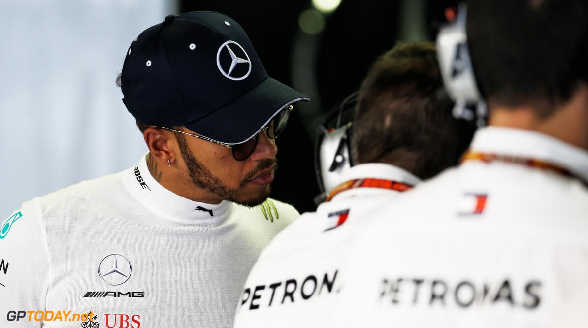 Hamilton 'sad' to see McLaren and Williams struggle