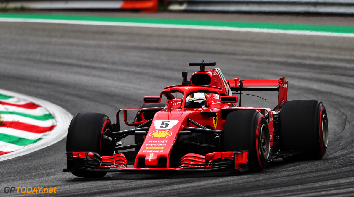 FP3: Vettel tops final practice at Monza