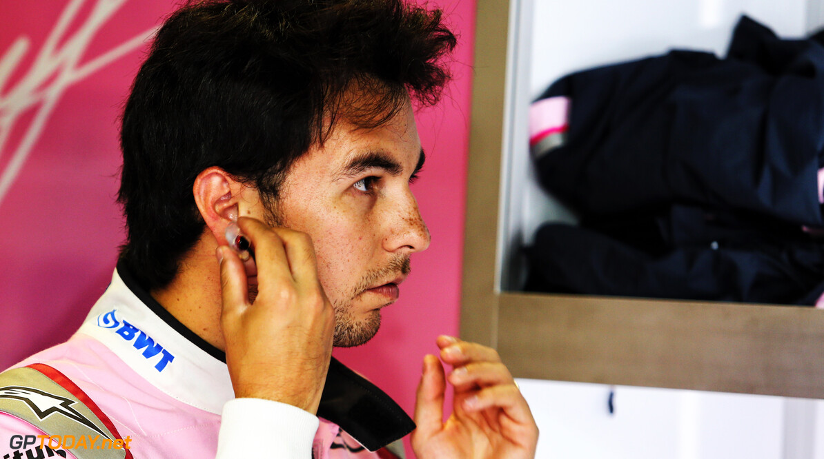 "Perez ""unlucky"" to miss Q2 cut"
