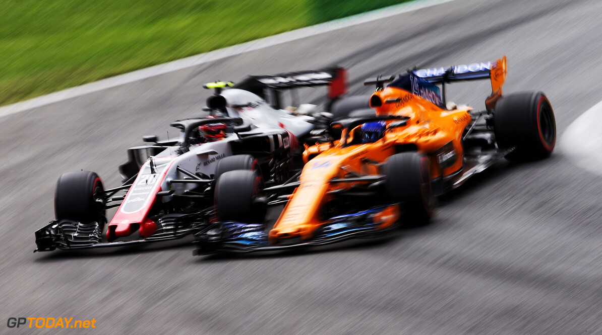 Steiner hits back at Alonso after qualifying incident