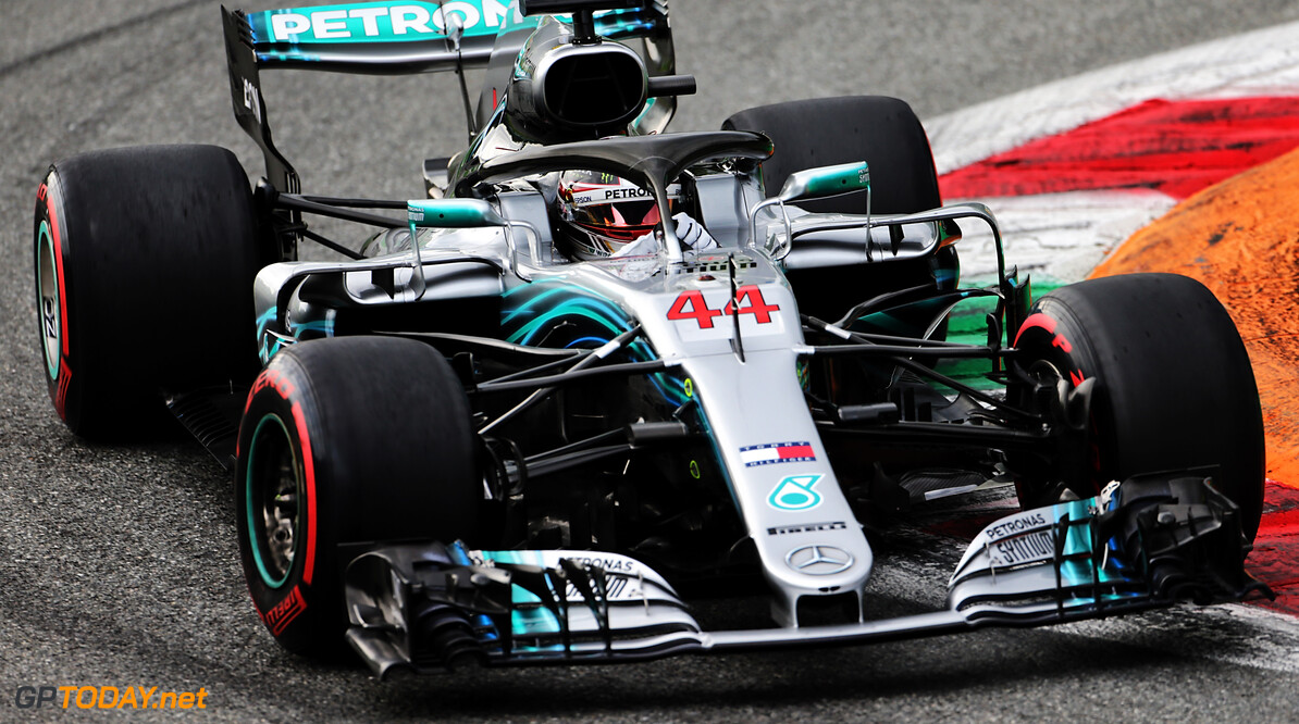 Hamilton beats Raikkonen to take victory at Monza