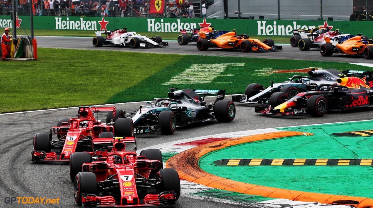 Monza wil veranderingen door gaan voeren aan het circuit