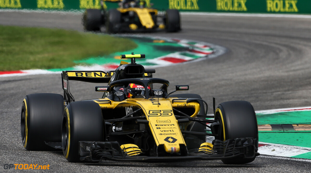 "Renault looking to make gains with floor ""evolution"""