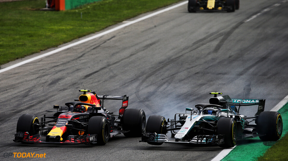 Verstappen still doesn't agree with Monza penalty