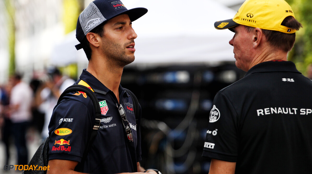 Ricciardo underestimated stress of Renault switch