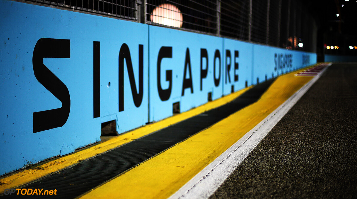 Pirelli announces tyre compounds for Singapore GP