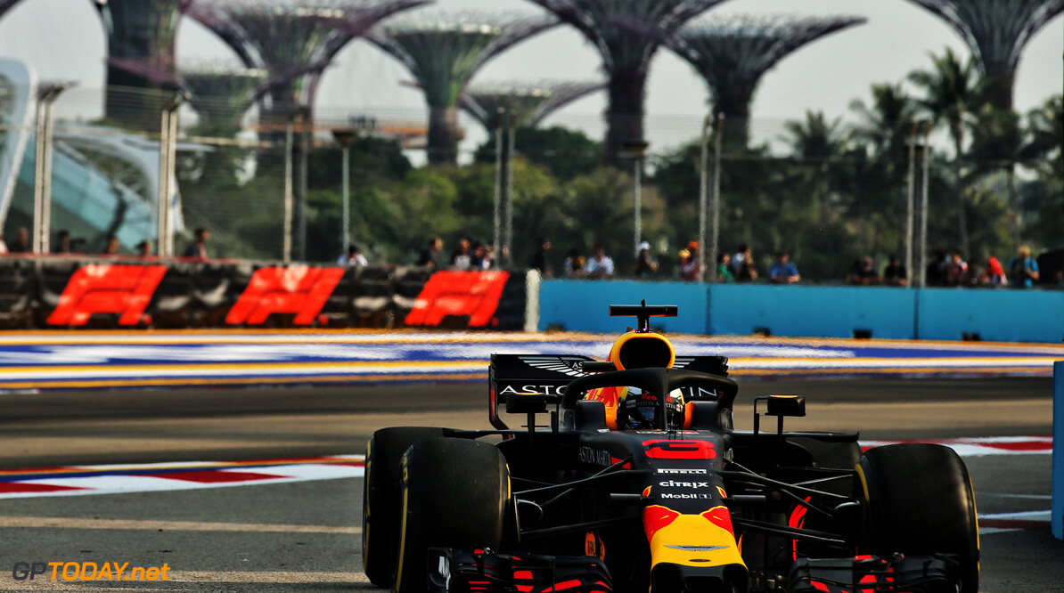 Drivers cautioned over Singapore track limits