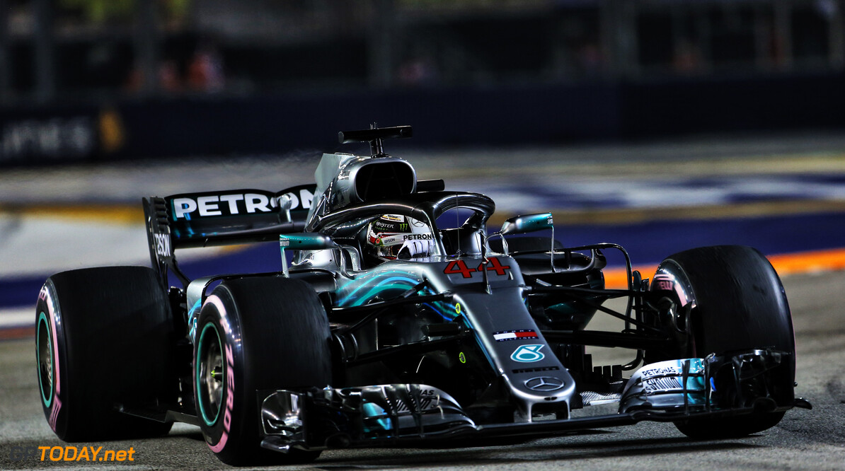 "Hamilton: Singapore ""the longest race of my career"""