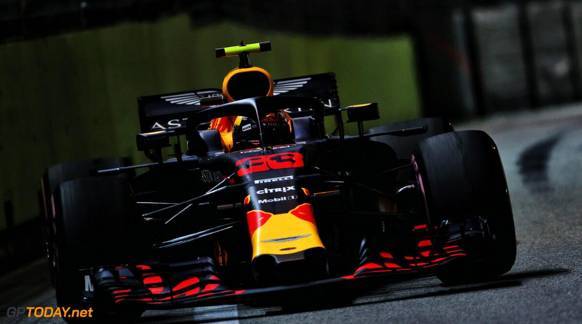 """Horner praises Verstappen's """"unbelievable"""" qualifying lap"""