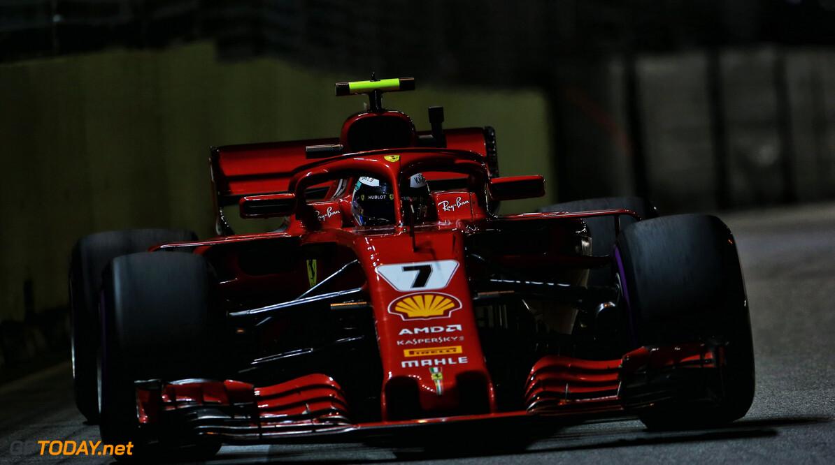 "Raikkonen needed ""10 more laps"" to pass Bottas"