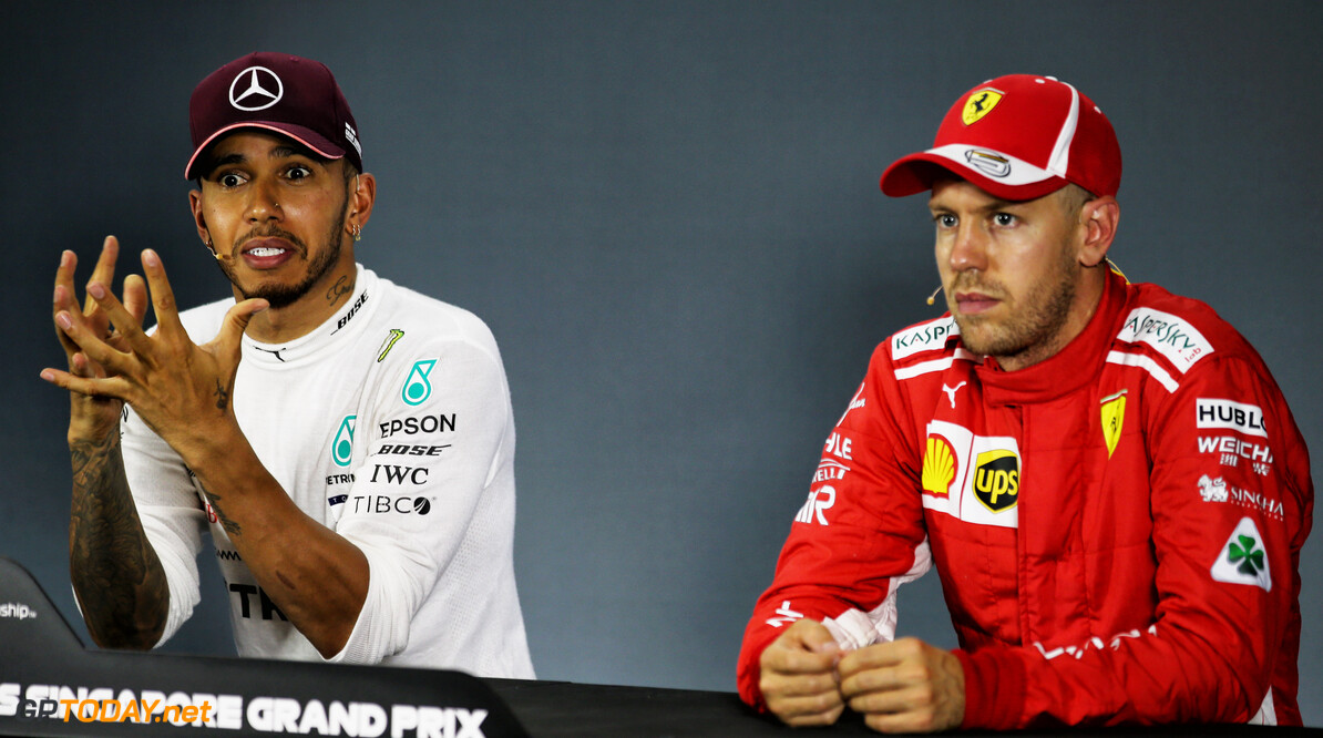 Vettel denies he needs a mental sports coach