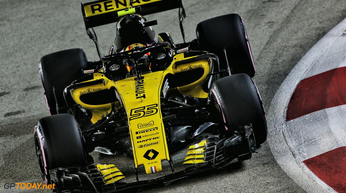 """Sainz: """"Ik verloor het contact met Red Bull toen ik bij Renault tekende"""""""