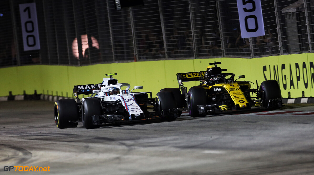 Third DRS zone added to Singapore circuit