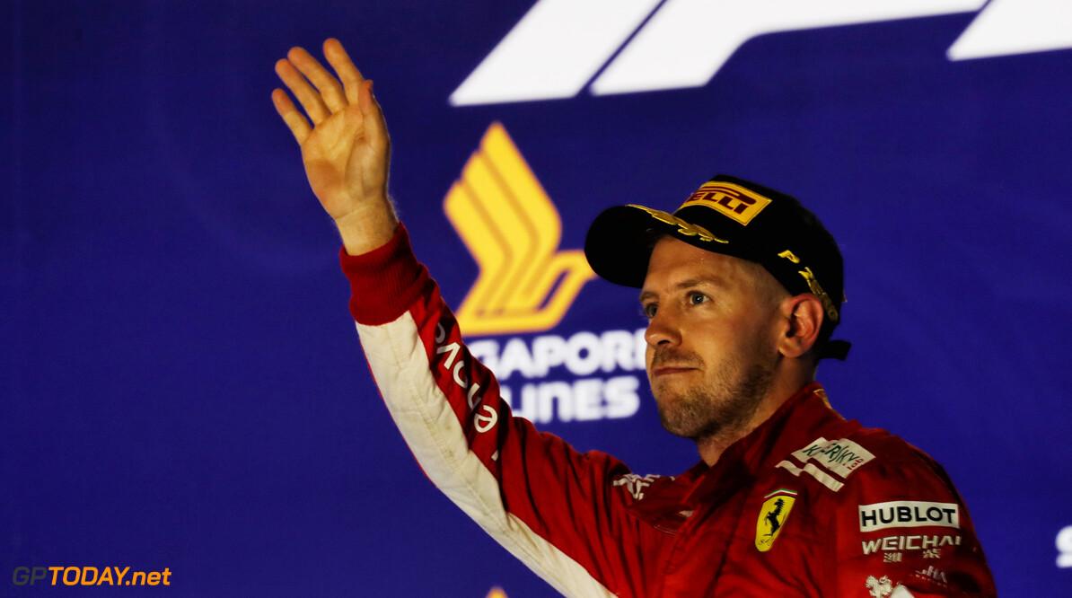 Vettel: Singapore the turning point, not Germany