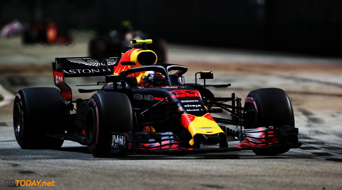 'Red Bull grijpt terug naar B-spec motor na problemen in Singapore'