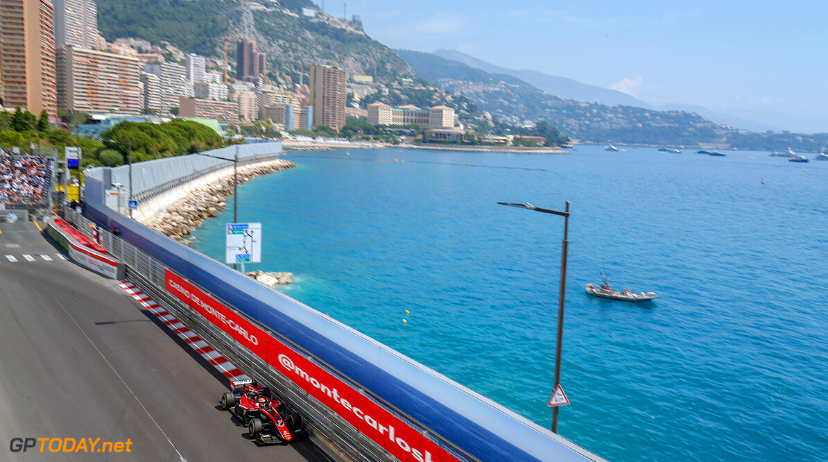 FIA Formula 2 Series - Round 4.  Monte Carlo, Monaco.  Friday 25 May 2018.  Jack Aitken (GBR, ART Grand Prix).  World Copyright: Joe Portlock / FIA Formula 2.  ref: Digital Image   Joe Portlock    f2 Race 1 Race Action