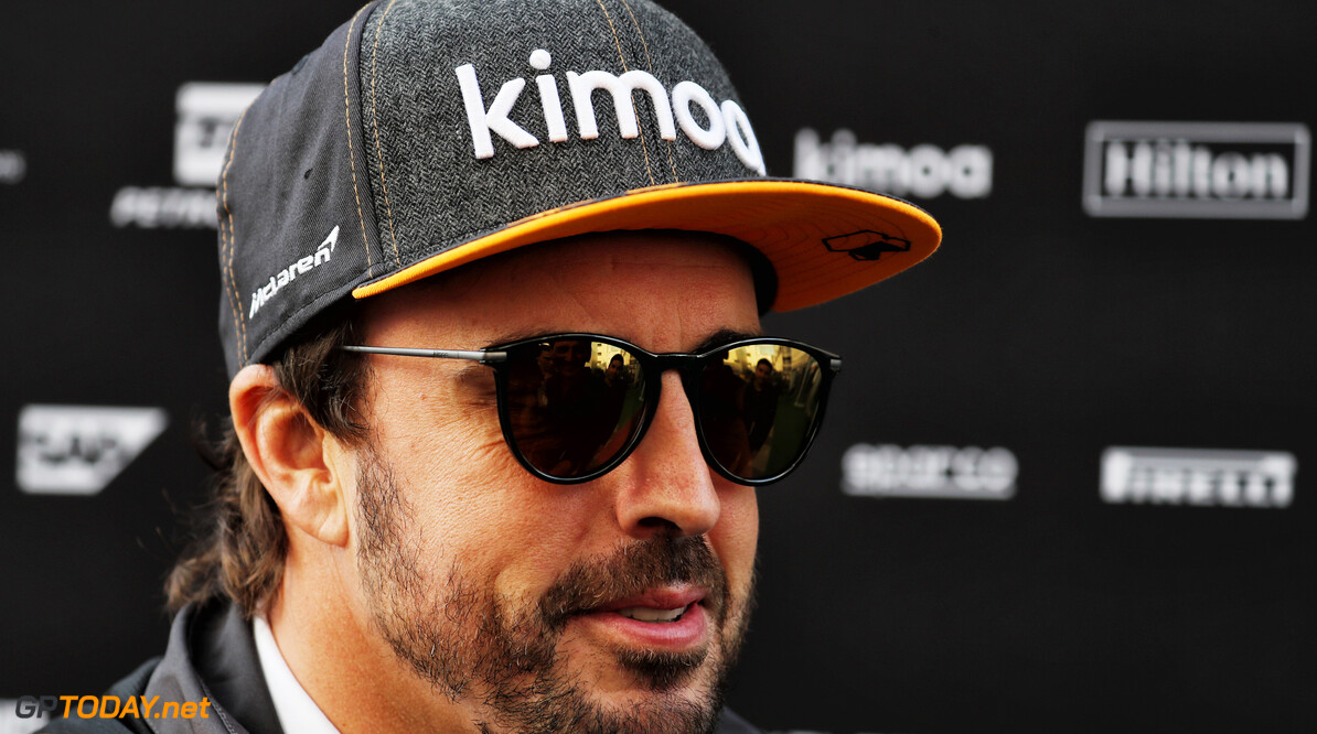 Renault admits Alonso is 'an option' for 2021