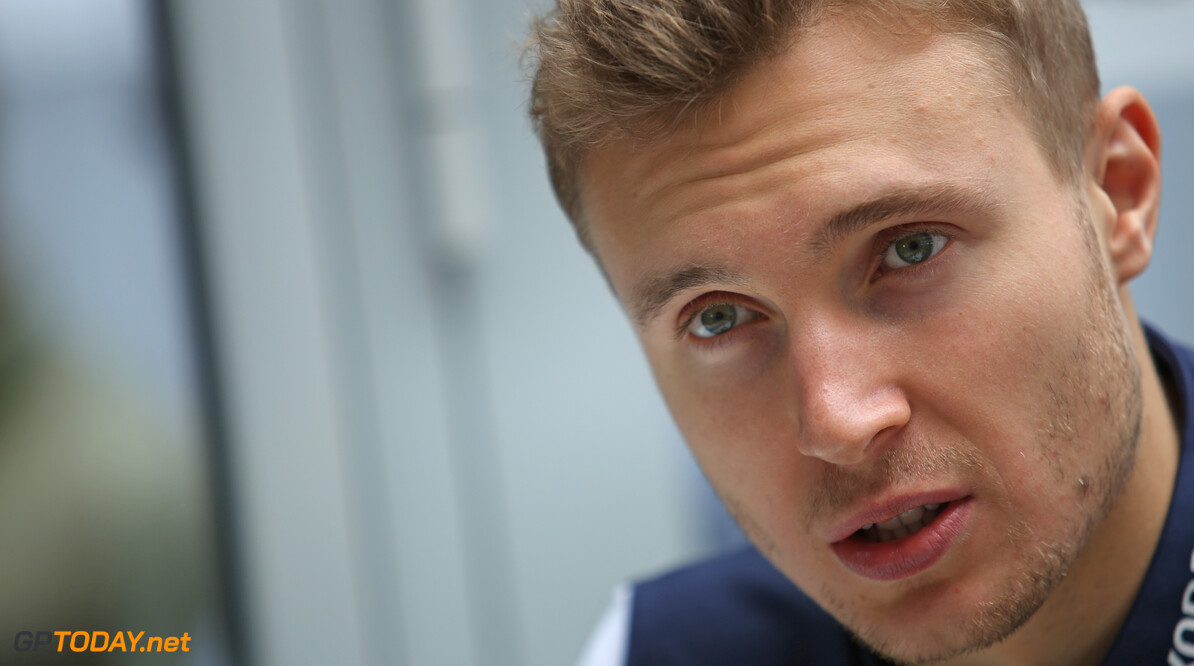 """Sirotkin """"didn't expect"""" level of support in Sochi"""