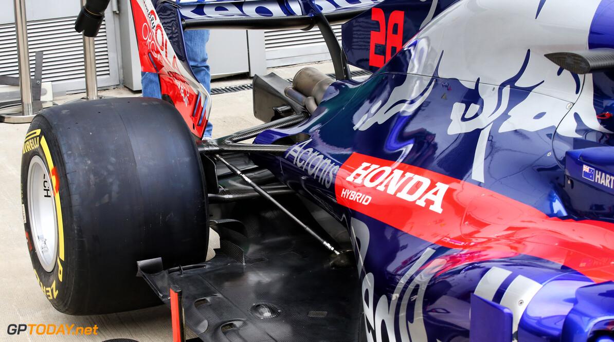 Toro Rosso ziet Honda niet als schuldige van wisselende prestaties