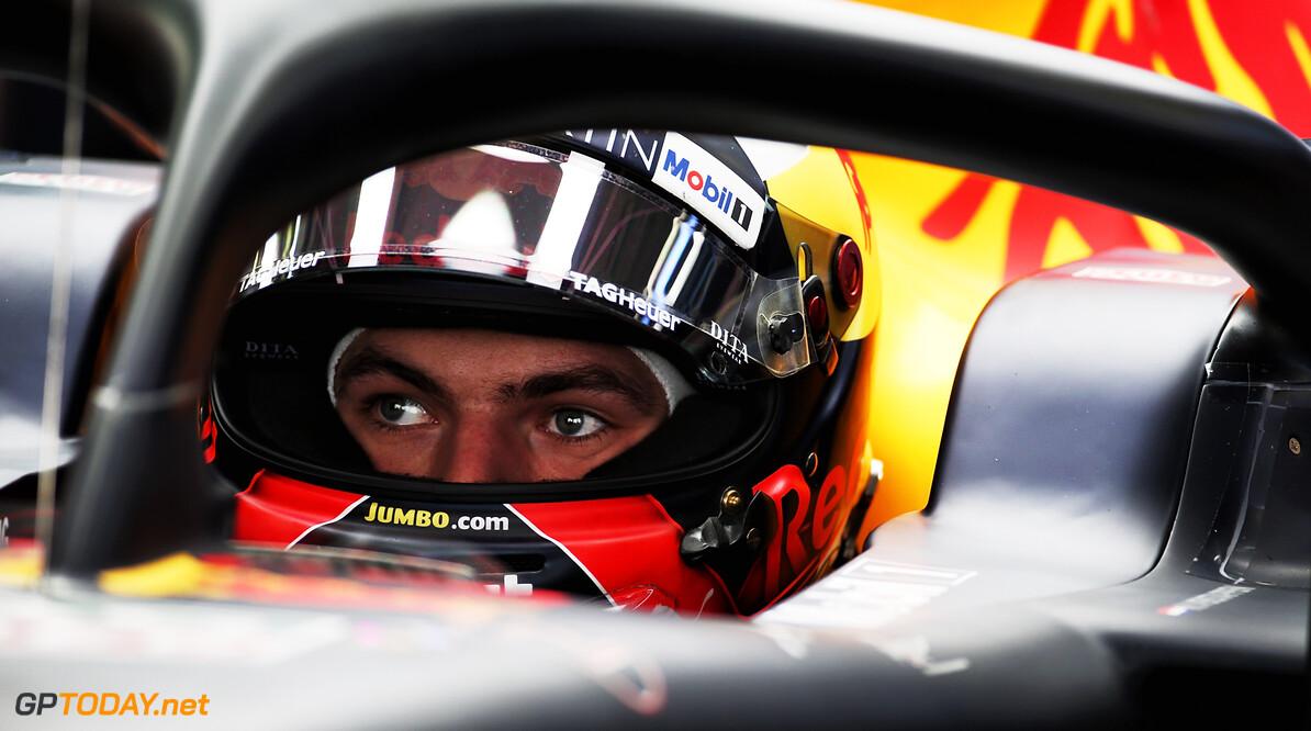 """Max Verstappen: """"Je wil natuurlijk altijd je teamgenoot pakken in de kwalificatie"""""""