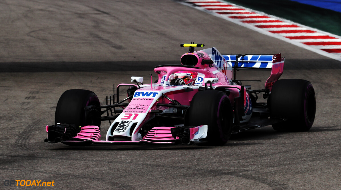 Ocon could be handed Force India's reserve driver role