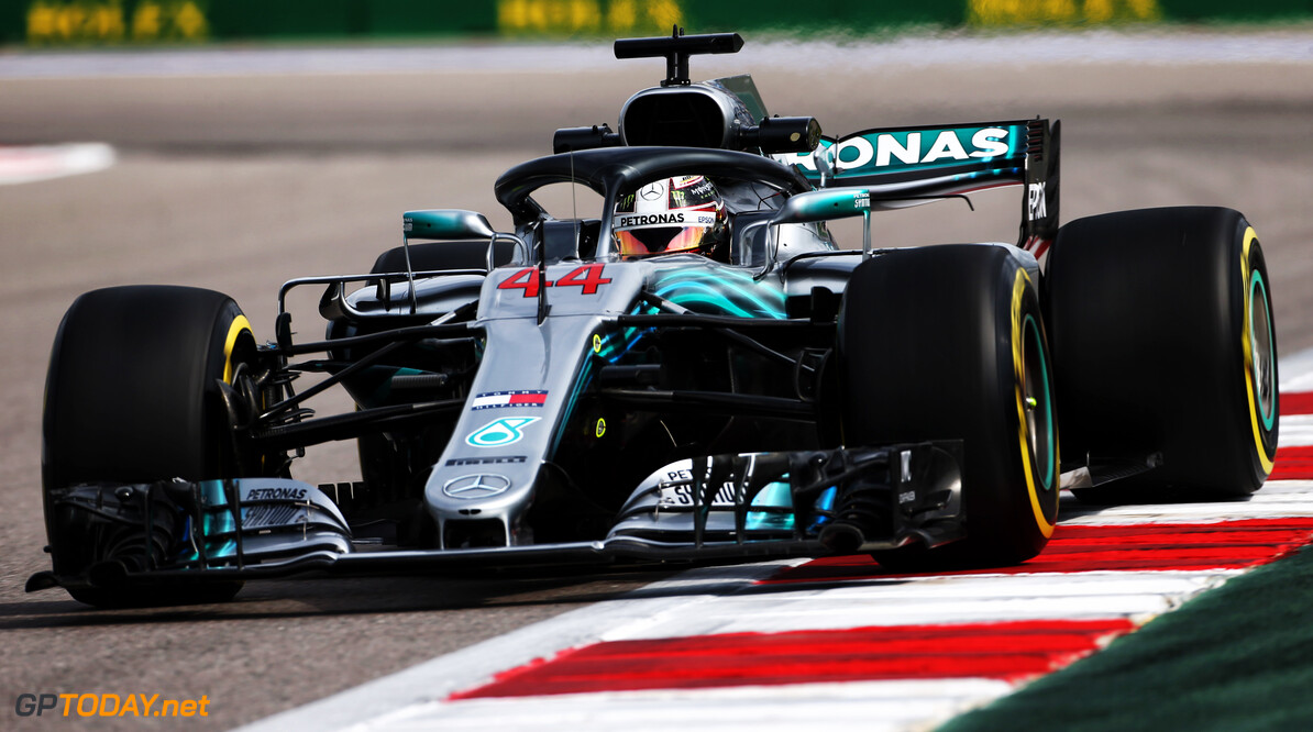 <strong>Russian GP:</strong> Hamilton wins as team orders intervene