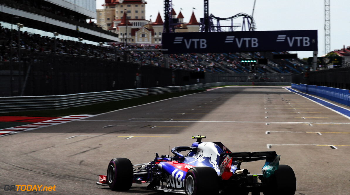 Toro Rosso terug naar oude specificatie Honda-motor