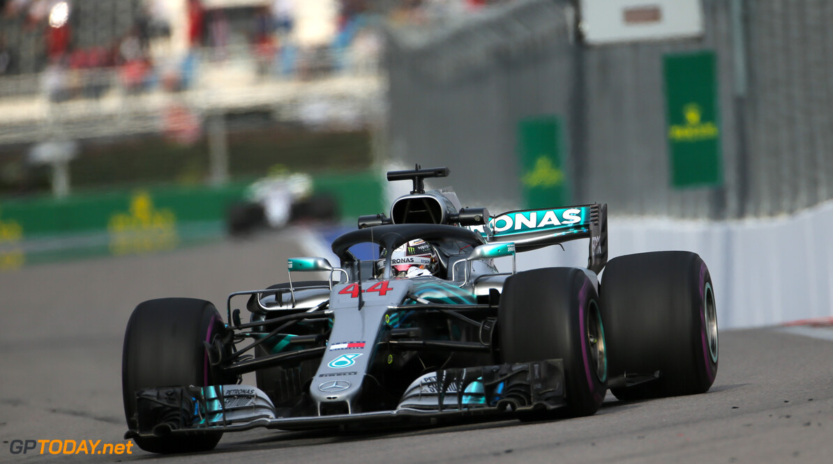 "Hamilton surprised to be ahead at ""weakest"" circuit"