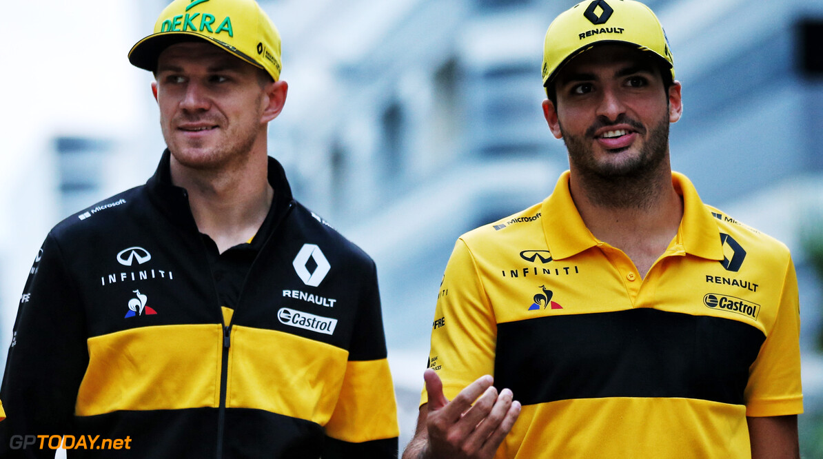"""Hulkenberg kraakt Renault: """"We verliezen terrein en komen motorvermogen tekort"""""""