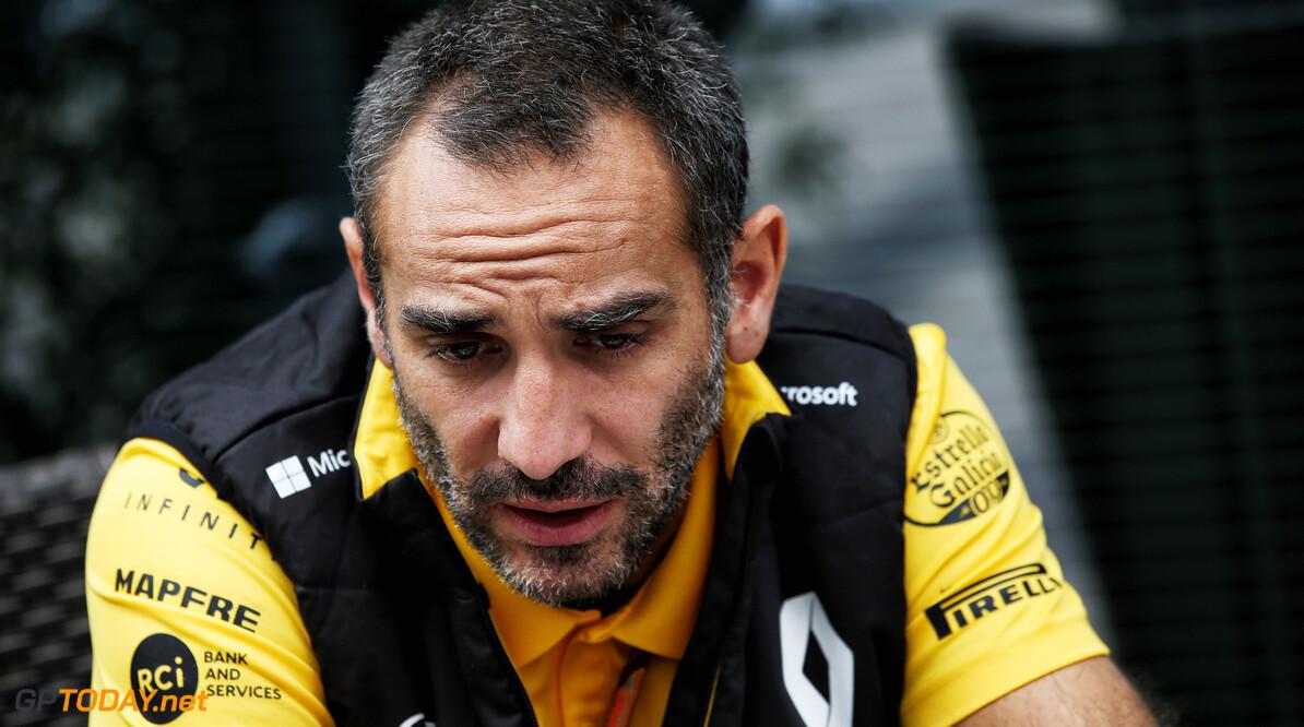 """Abiteboul: """"Een teleurstellende race voor Renault"""""""