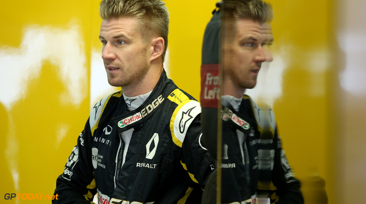 'Years' before Renault reaches title success - Hulkenberg