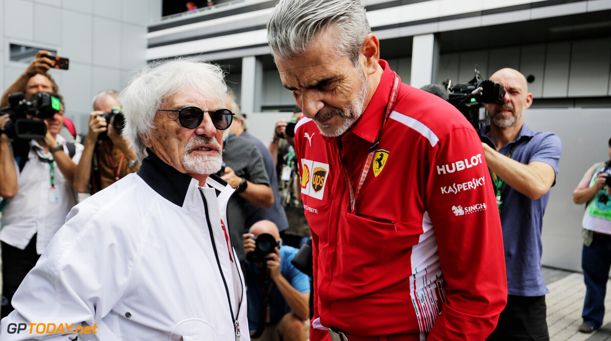 Ecclestone: Ferrari too Italian to win championships