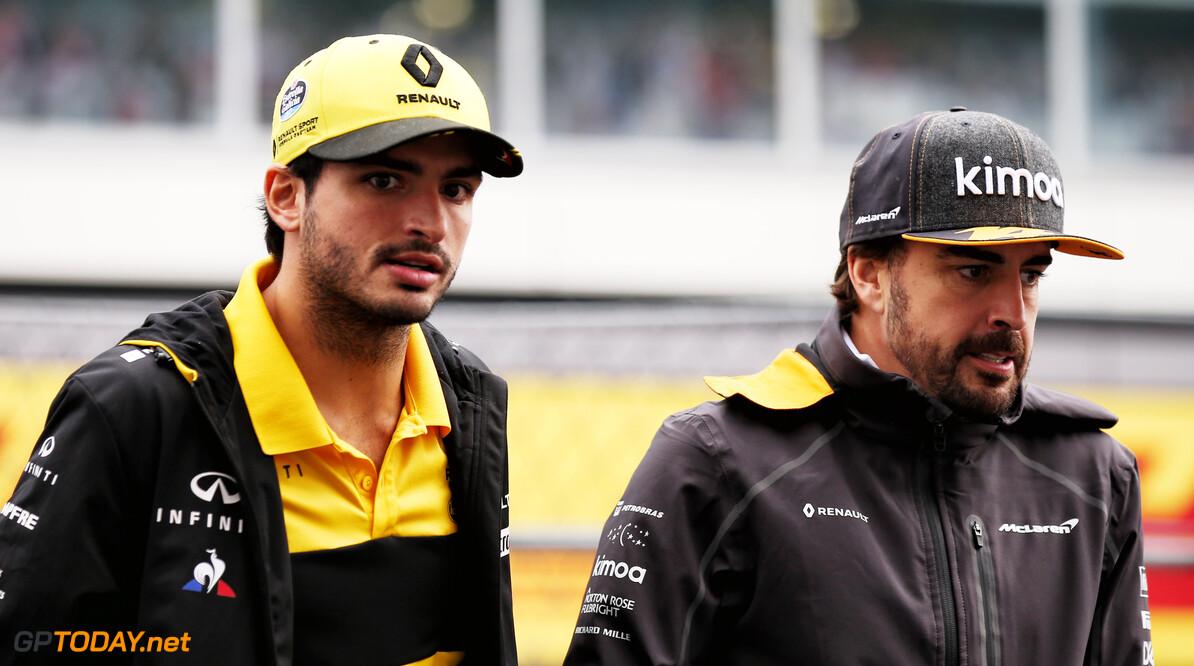 """Sainz: """"Formule 1 moet goed nadenken over waarom Alonso vertrekt"""""""